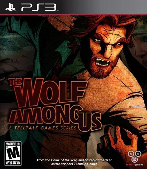 The Wolf Among Us Ps3 - Leia Descrição