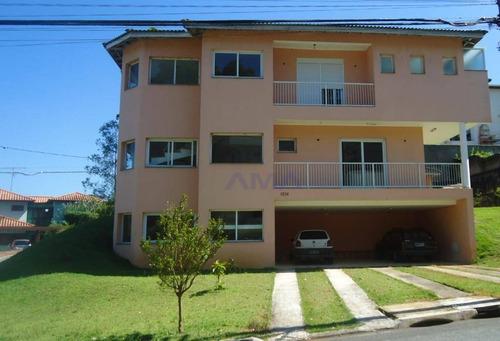 Imagem 1 de 27 de Casa Com 4 Dormitórios À Venda, 440 M² Por R$ 1.500.000,00 - Parque Das Artes - Embu Das Artes/sp - Ca0912