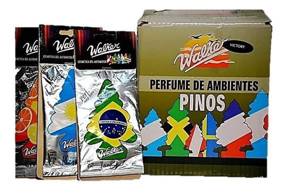 Perfume Pinito Walker Varios Aromas 20 Unidades - Maranello