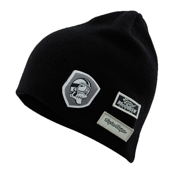 Gorro Masculino De Frio Troy Lee Patched Up Preto