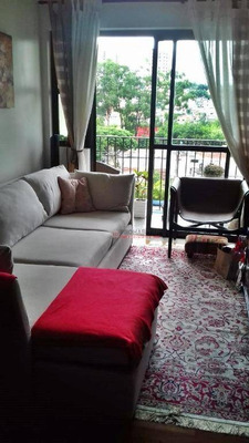 Apartamento Residencial À Venda, Jardim Marajoara, São Paulo - Ap2739. - Ap2739