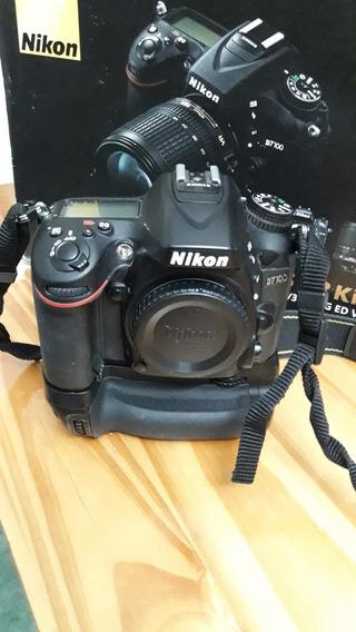 Nikon D7100(body) +grip+18-55