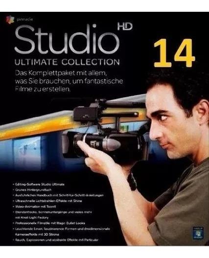 Studio Pinnacle Studio14 Ultimatehd Portugues