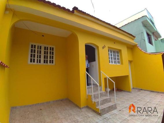 Casa Comercial Para Alugar, - Jardim Olavo Bilac - São Bernardo Do Campo/sp - Ca0020