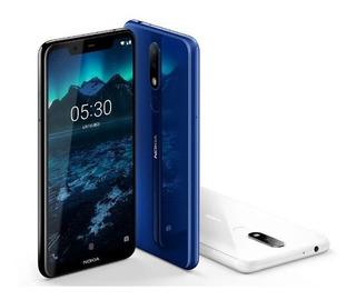 Nokia 5.1 Plus (doble Camara, 32gb Memoria 3gb Ram)