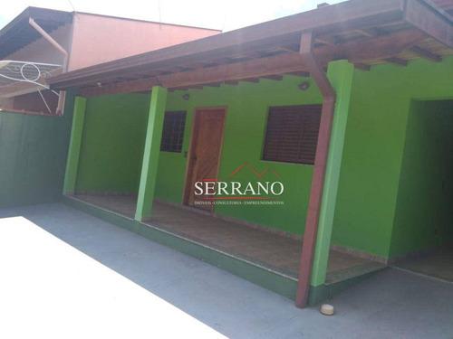 Imagem 1 de 16 de Casa À Venda, 130 M² Por R$ 520.000,00 - Jardim Miriam - Vinhedo/sp - Ca0846