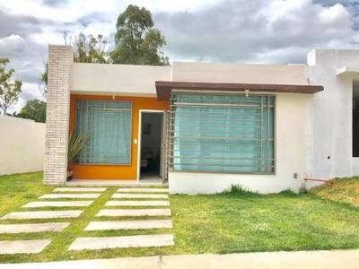 Casa Sola En Venta Casa En Matilde, Sur De Pachuca. 140 Metros De Terreno. No Privada