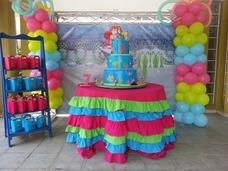 Decoramos Tus Fiestas, Eventos Y Actividades, Llamanos!!!