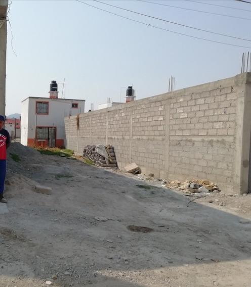 Terreno A 3 Min De Av. R1 Ecatepec