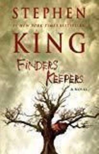 Livro Finders Keepers - A Novel Stephen King