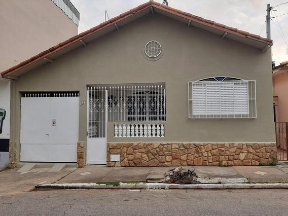 Casa Para Locação No Jardim Primavera Em Pouso Alegre-mg. - Cs484l
