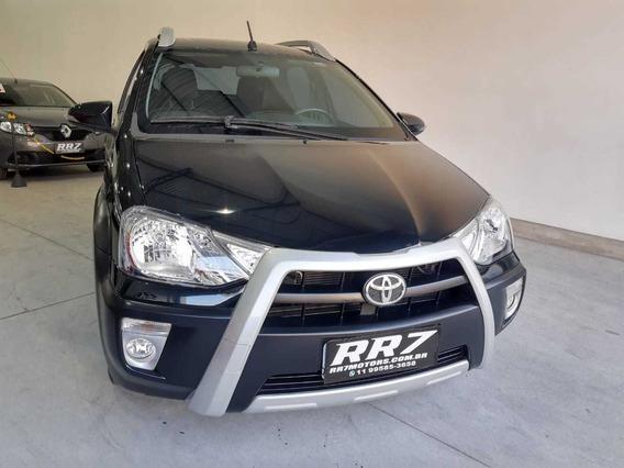 Toyota Etios Cross 1.5 Automático 2017