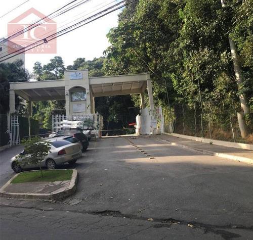 Apartamento Com 3 Dormitórios À Venda, 67 M² Por R$ 250.000,00 - Jardim Caiapia - Cotia/sp - Ap0395