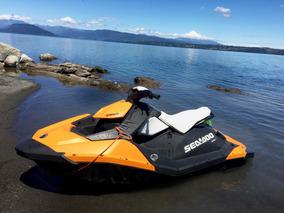 Sea Doo Spark 90 Hp, Rotax Ibr + Carro Inox Patente Al Día.