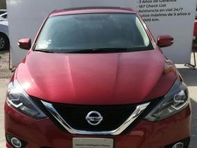 Nissan Sentra 4p Exclusive L4/1.8 Aut Nave