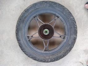 Roda Traseira Intruder 125 Completa