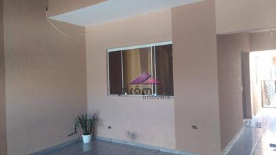 Casa Residencial À Venda, Conjunto Residencial Trinta E Um De Março, São José Dos Campos. - Ca3212