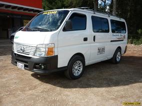 Nissan Urvan Microbus 3.0 Di