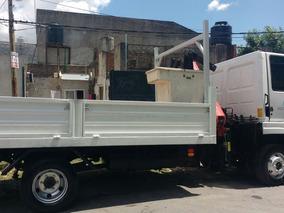 Ford Cargo 712 Con Hidrogrua