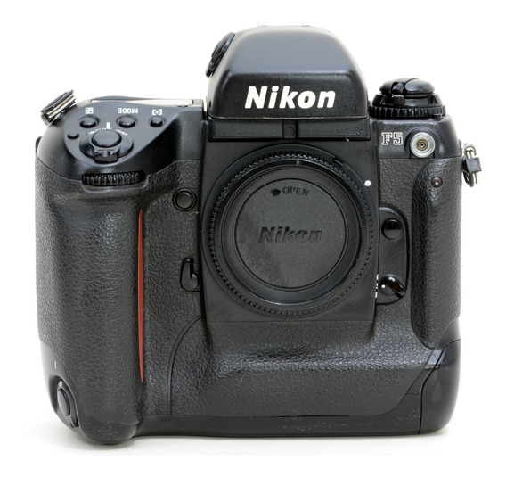 Nikon F5 Revisada