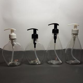 Envases Para Jabon Liquido Aval: 300ml - 380 Ml - 400 Ml