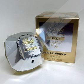 29aef04ab55 Perfume Lady Million 80ml Feminino Original Lacrado - Perfumes ...