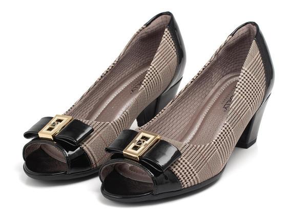 Sapato Feminino Piccadilly Com Laço - Ref. 714104