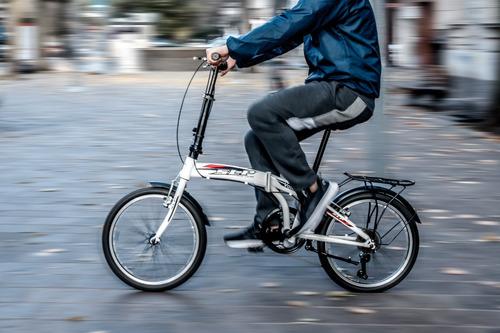Imagen 1 de 10 de Bicicleta Volkswagen Plegable