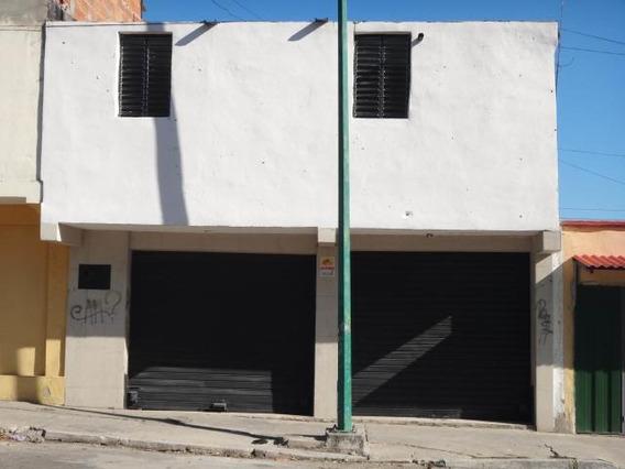 Alquiler De Local Comercial En Centro, Lara