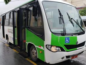 Micro Ônibus Ibrava Vw 9150 2010 2010 23lug 2p Aurovel