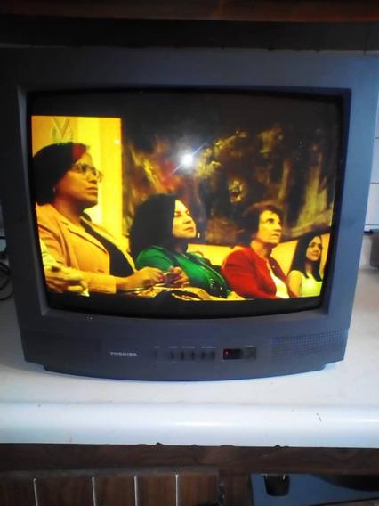 Televisión 21 Toshiba En Perfecto Estado