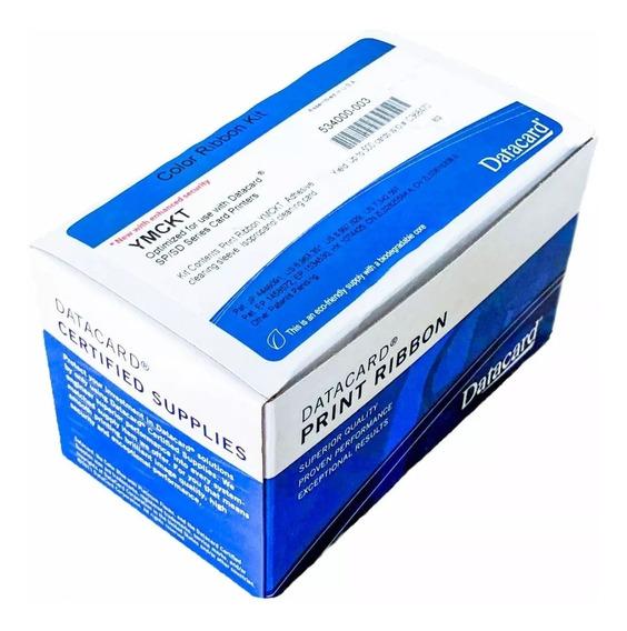 Ribbon Datacard Color Sp35/ Sp55/sd260 534000-003 500 Imp.
