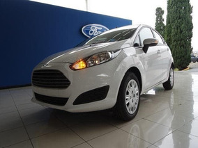Ford Fiesta 1.6 Tivct Flex Se Manual