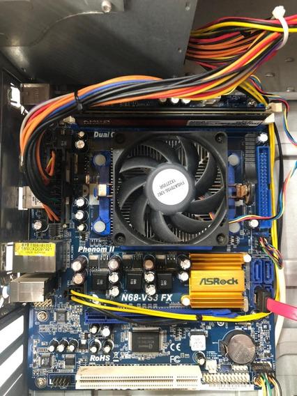 Computador Completo Am3+ Ddr3