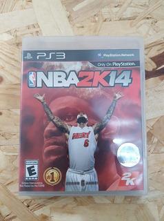 En Venta Nba 2k15 Playstation 3 Ps3 Excelente Estado !!