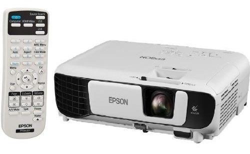 Projetor Epson Data Show Alta Qualidade P/ Salões Auditórios
