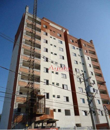 Apartamento Com 2 Dormitórios À Venda, 65 M² Por R$ 305.000,00 - Vila Morelli - Mauá/sp - Ap1337
