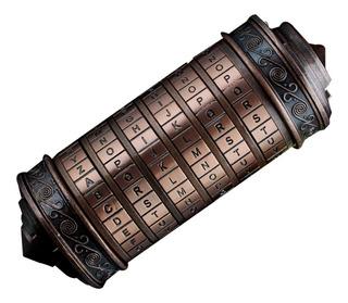 Da Vinci Código De Descifrado De Juguete Educativo Bloqueo D