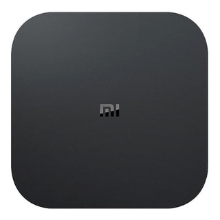 Streaming media player Xiaomi Mi Box S de voz 8GB negro con memoria RAM de 2GB