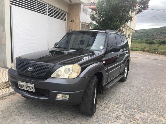 Hyundai Terracan 2.9. 163cv. 4x4. Aut