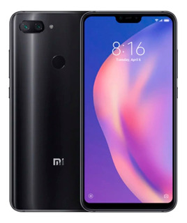 Xiaomi Mi 8 Lite 128gb 6gb Ram Version Global Sellado- Negro