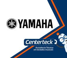 Assistência Técnica Serviço Reparo Teclados Musicais Yamaha