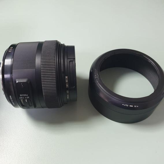 Lente Sigma Art 30 Mm Para Nikon 1.4 Excelente Estado