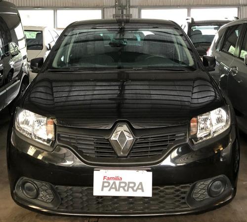 Renault Nvo Sandero Expression Pa - 2015 - Negro