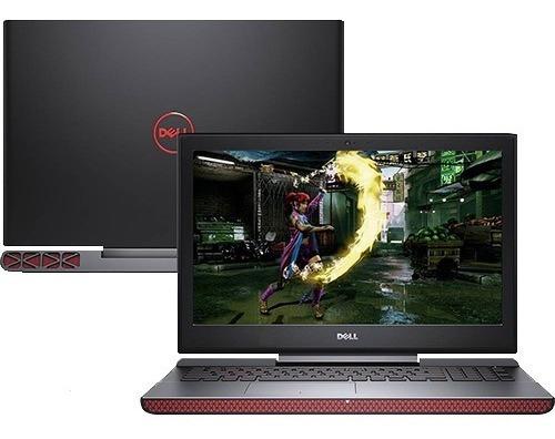 Notebook Gamer Dell Core I7 8gb Ram Hd 1tb Ssd256