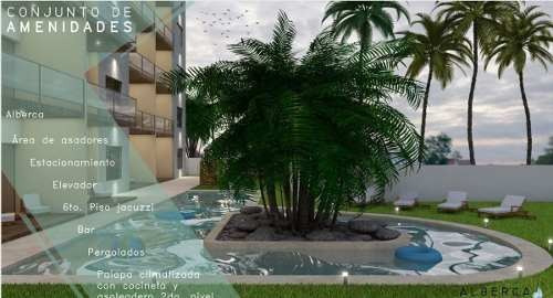 Villas Kalay En La Playa Desde $1,360,000 64.8mts2