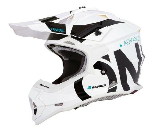 Casco Niños Serie 2 Slick Oneal Motocross Mtb Certifica Dot