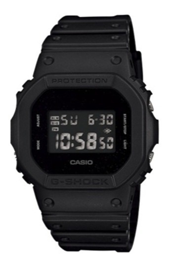 Relógio Casio Masculino G-shock Digital Dw-5600bb-1dr