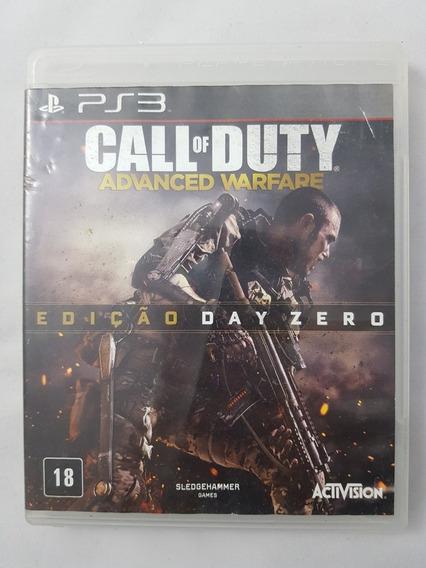 Call Of Duty Advance Warface Day Zero Ps3 Mídia Física
