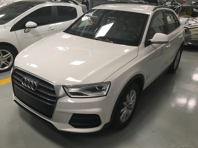 Audi Q3 1.4 Turbo Attration 2019 Okm, Blindado 3-a Pronta